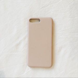 Light Pink iPhone 7/8 Plus Case